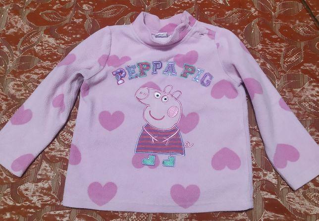 Реглан свитер на 4-5 лет