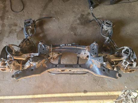 Задняя балка подрамник рычаг цапфа супорт Nissan Rogue X-Trail T32 Рог