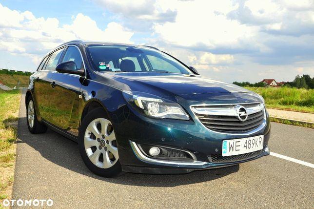 Opel Insignia COSMO 170KM Salon Polska Pierwszy właściciel...