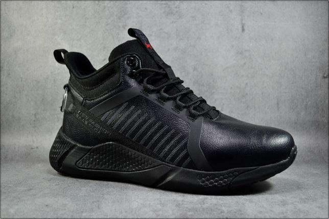 Зимние кроссовки BS-X Winter, Зимние ботинки