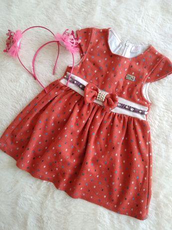 Платтячко для принцеси92см