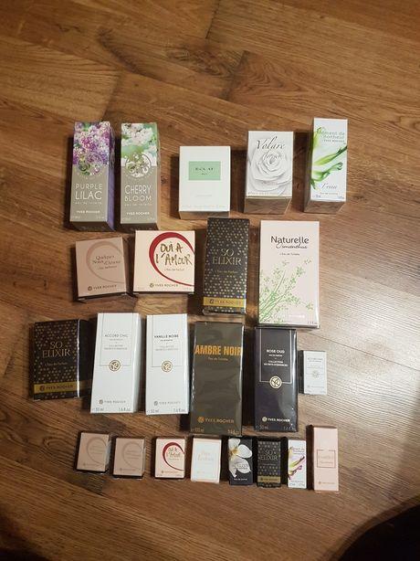Kosmetyki Yves Rocher perfumy Nowe zafoliowane różne ceny za szt