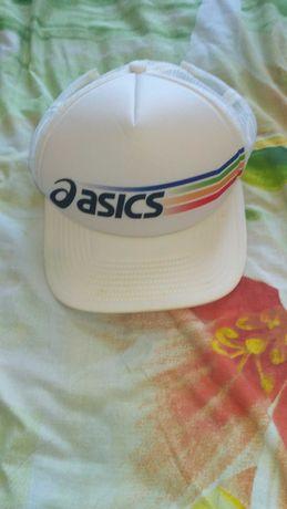 Кепка реперка бейсболка  Asics