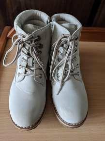 Черевики демісезонні (ботинки демисезонные)