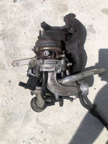Турбіна volkswagen cc 2.0 ccta tsi 06j 145 702 k розборка