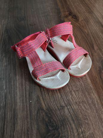 Sandały Zara piankowa podeszwa