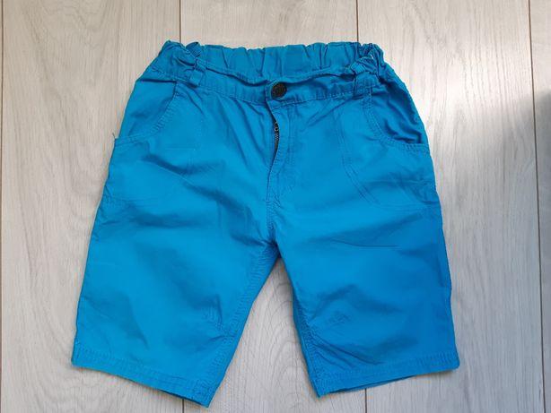 Niebieskie spodenki Topolino rozmiar 116