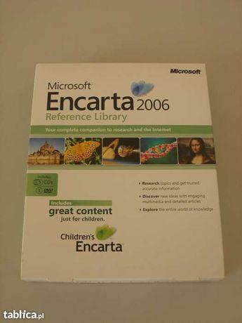 Microsoft Encarta (wersja pudełkowa)
