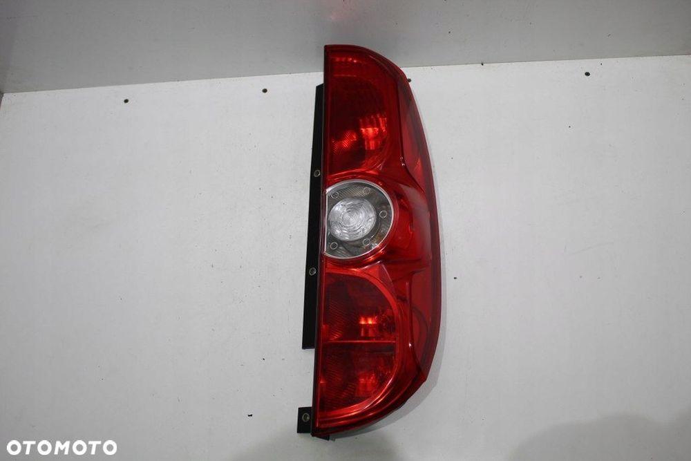 Fiat Doblo Lampa Tył Tylna Led Prawy Igłą 10r+ Góra - image 1