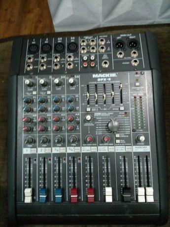 Mikser dla DJ lub Zespołu MACKIE DFX-6