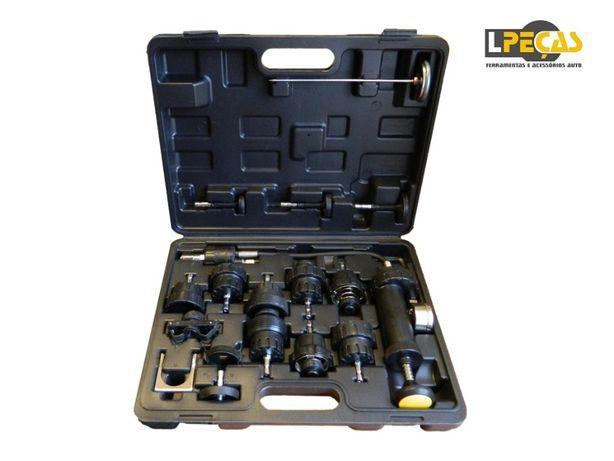 Kit de Teste Pressão de Radiadores - 17 PCS