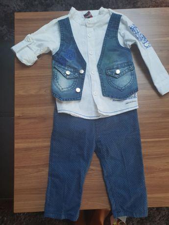 koszula ze spodniami r.68