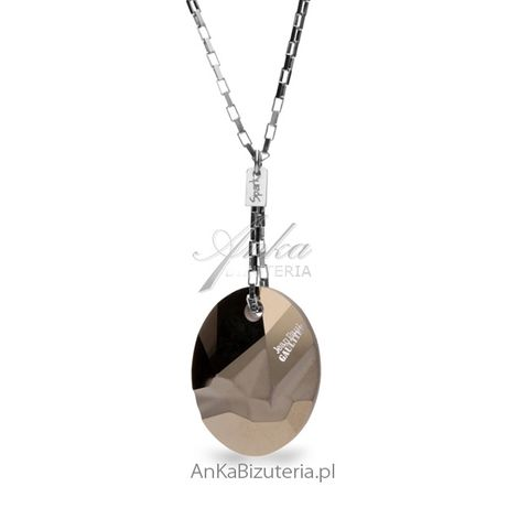 ankabizuteria.pl bransoletki mi Biżuteria srebrna Swarovski J.P.Gaulti