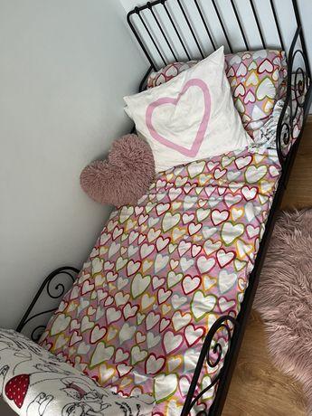 Ikea łóżko 85•135-205