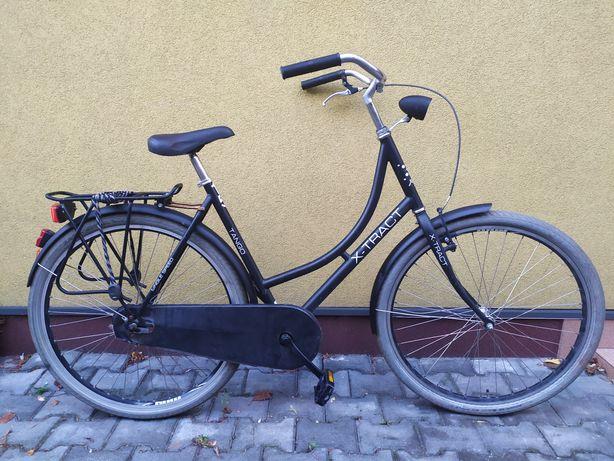 Damka rower holenderski X-Tract be biegów 28 holender