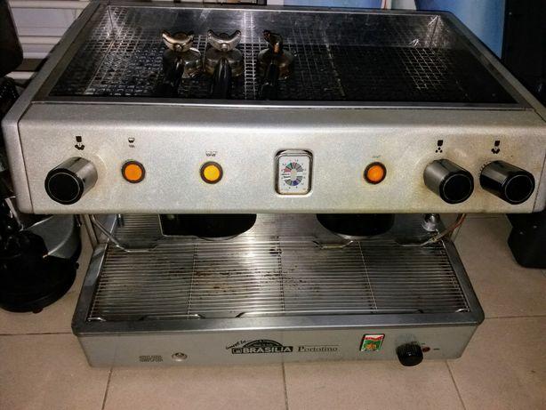Máquina Café Brasília  Portofino 2 Grupos