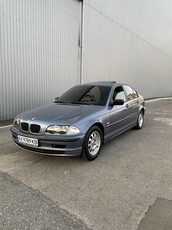 BMW 318i e46 гбо 4пок 1997г.в.
