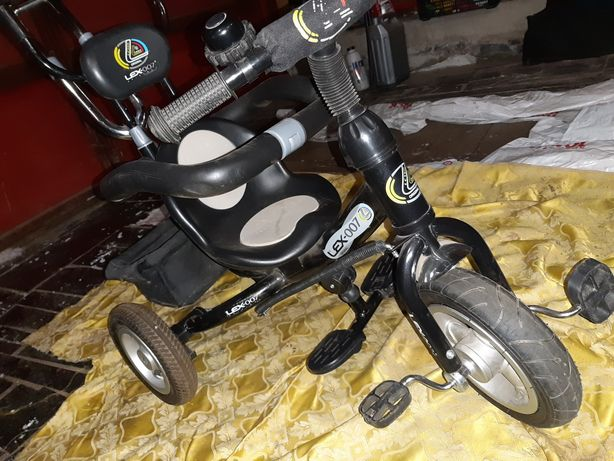 Велосипед дитячий трьохколісний, детский трёхколёсный
