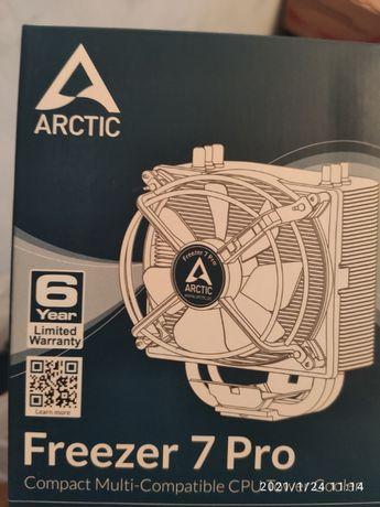 Кулер ARCTIC Freezer 7 Pro Rev.2 (DCACO-FP701-CSA01) - 3 шт