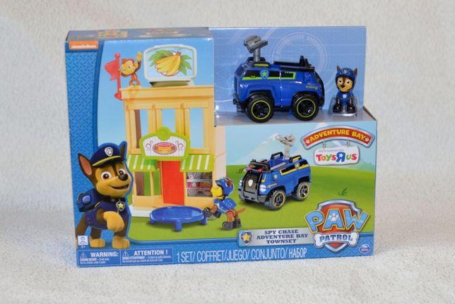Игровой набор Щенячий патруль Пекарня Paw Patrol Adventure Bay Bakery