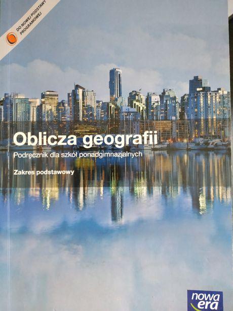 Geografia. Oblicza geografii. Podręcznik zakres podstawowy