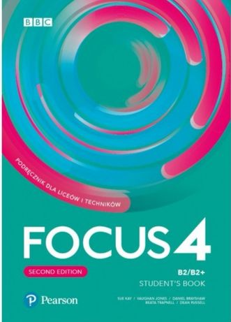 Focus second edition 1 2 3 4 testy Pearson