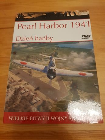 Pearl Harbor 1941 Osprey DVD