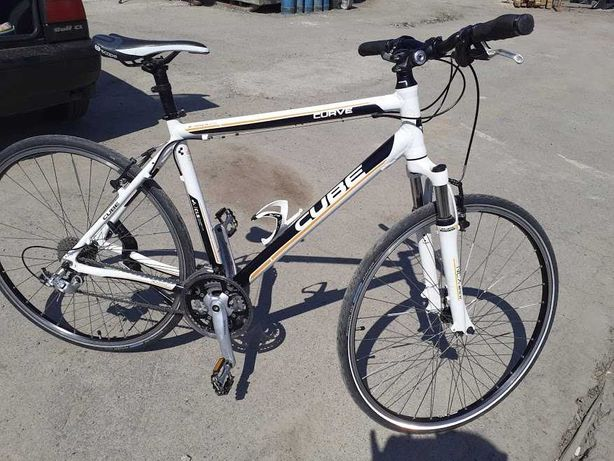 "Продам 28 "" велосипед CUBE Curve"