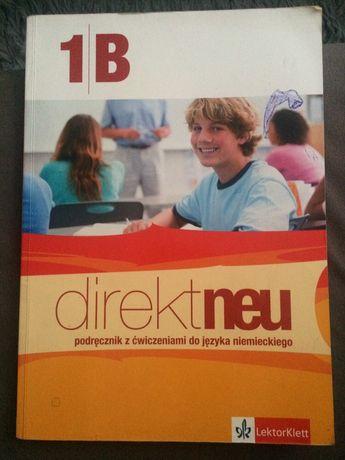 Podręcznik język niemiecki direktneu 1b