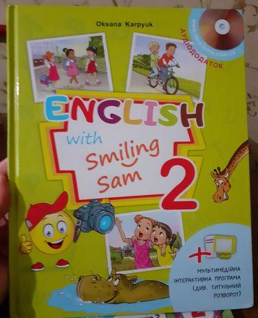 Учебник (підручник) 2 класс. Английский язык.