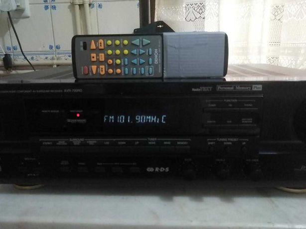 DENON AVR 700 RD Dolby Sorround