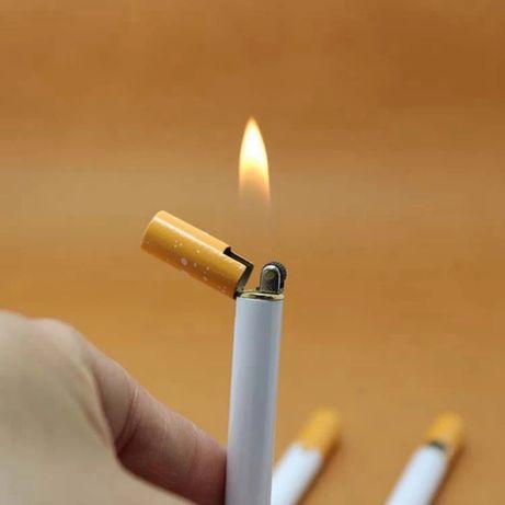 Zapalniczka stylowa PAPIEROS na gaz