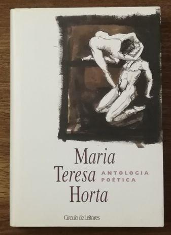 maria teresa horta, antologia poética, circulo de leitores