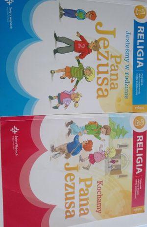 Podręczniki do religii 1 i 2 klasa szkoła podstawowa