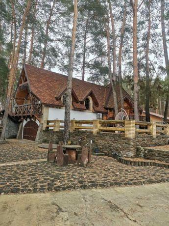 Продам дом в Балаклея и участок возле воды и леса LS-18
