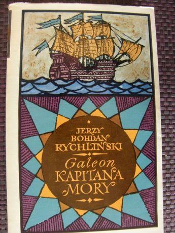 Galeon Kapitania Mory --- Jerzy Bohdan Rychlinski