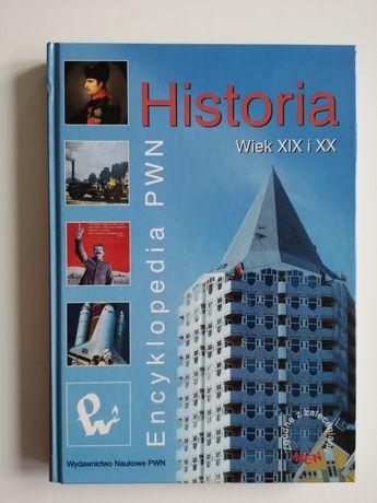 Encyklopedia PWN - Historia. Wiek XIX i XX