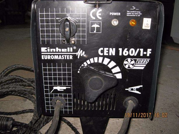 Продам Сварочный аппарат Einhell CEN 160/1-F