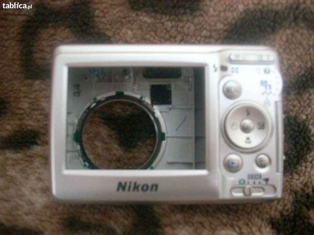 Obudowa Nikon Coolpix L11 wszystkie śróbki