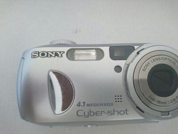 Maquina Fotografica Cyber Shot DSC-P73 4.1 Mega Pixels