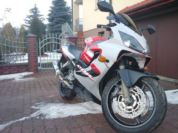 Honda CBR F4i kat. A2 , 25 kw