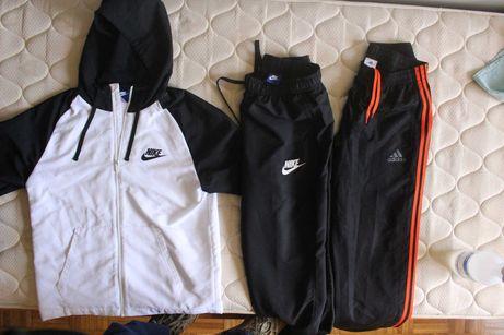 Fato de treino da Nike + Calças da Adidas