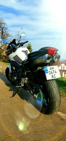 Мотоцикл Yamaha Fz6N S2