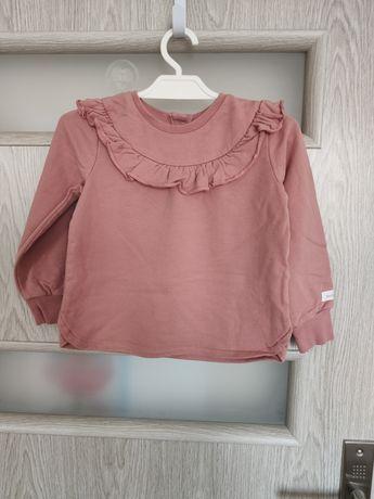 Bluza z falbaną newbie 86