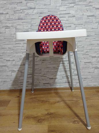Krzesełko Antilop + taca+ wkład