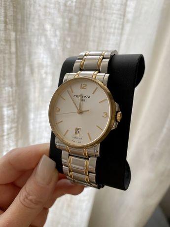 Швейцарские часы Certina