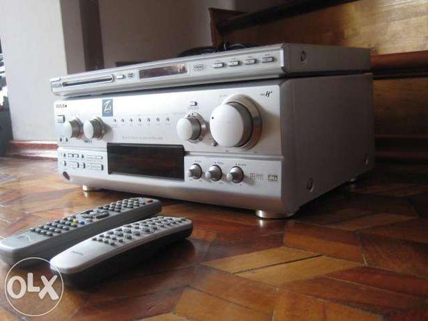 Technics Amplituner SA-DX940 srebny silber Receiver