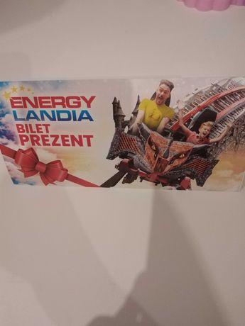 Bilet do Energylandi