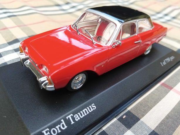 1/43 Ford Taunus 17m P3 1960 - Minichamps