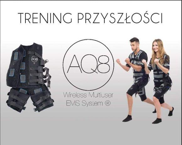 EMS AQ8 trening